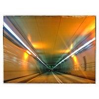 Photo taken at Baltimore Harbor Tunnel by Ramon P. on 12/17/2012