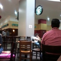 Photo taken at Starbucks by Fabiano T. on 1/4/2013