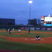 Photo taken at Bowling Green Ballpark by Slim N. on 4/25/2013