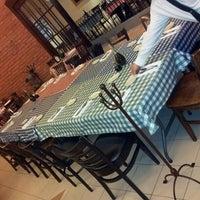 Photo taken at Italianni's Pizza, Pasta & Vino by Abi L. on 3/15/2013