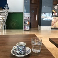 Photo taken at Ramada Encore Airport İstanbul by Muhammet K. on 4/2/2017