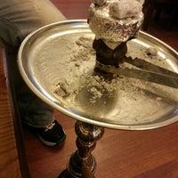 Photo taken at Roma Nargile Cafe by Karin M. on 2/1/2013