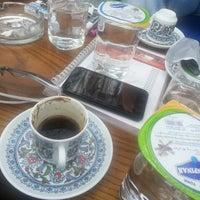 Photo taken at Roma Nargile Cafe by Karin M. on 3/24/2013