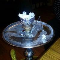 Photo taken at Roma Nargile Cafe by Karin M. on 1/1/2013