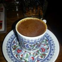 Photo taken at Roma Nargile Cafe by Karin M. on 1/26/2013