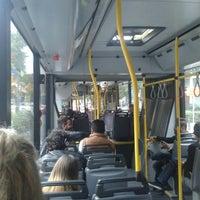 Photo taken at Bus 45 Hasselt > Maaseik / Maastricht by Ben C. on 10/5/2015
