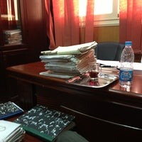 Photo taken at مجلس الدوله by Sherif E. on 12/31/2012