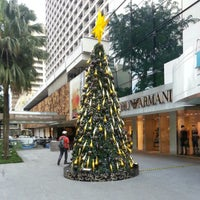 Photo taken at Forum The Shopping Mall by Jonathan C. on 12/21/2012