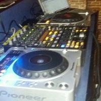 Photo taken at Tabu Ultra Lounge by Matt S. on 10/14/2012