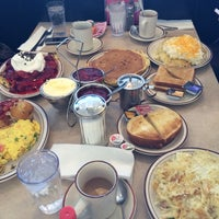 Photo taken at The Pancake Place by Vanessa on 2/22/2014
