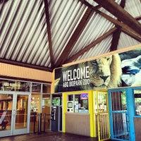 Photo taken at ABQ BioPark Zoo by John E. on 8/10/2014