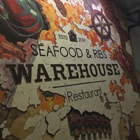 Photo taken at Seafood and Ribs Warehouse by jessramreas on 12/9/2016