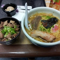 Photo taken at Santouka Ramen by Raymond on 11/18/2012