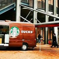 Photo taken at Starbucks by Evgeniy S. on 1/17/2013