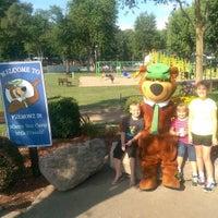 Photo taken at Yogi Bear's Jellystone Park™ at Barton Lake - Fremont IN by Richard J. on 8/19/2015
