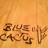Photo taken at Blue Cactus Mexican Grille by Pete W. on 3/3/2013