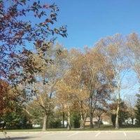 Photo taken at Kennedy Park by Rani J. on 10/24/2012