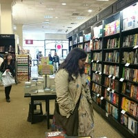 Photo taken at Waterstones by James I. on 4/30/2016