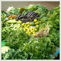 Photo taken at Kandawlay Market by Lynn P. on 4/15/2013