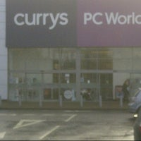 Photo taken at Currys PC World by David D. on 10/27/2012