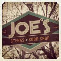 Photo taken at Joe's Steaks + Soda Shop by Joshua G. on 3/7/2014