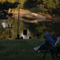 Photo taken at Government Springs Park - North by Deb I. on 6/29/2013