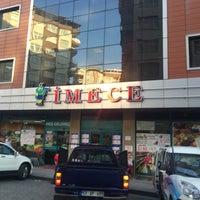 Photo taken at İmece Market by Adil T. on 7/24/2015