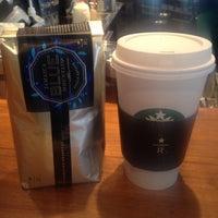 Photo taken at Starbucks by 💜 Octavia F. on 10/24/2014