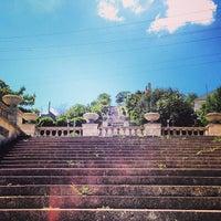 Снимок сделан в Большая Митридатская лестница пользователем Паша Д. 8/14/2013