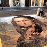 Photo taken at Via del Corso by Паша Д. on 12/5/2012