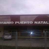Photo taken at Rodoviario Puerto Natales by Oscar C. on 2/13/2013