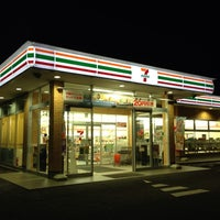 Photo taken at 7-Eleven by まあぼ on 10/14/2013