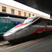 Photo taken at Venezia Santa Lucia Railway Station (XVQ) by Leonid B. on 4/30/2013