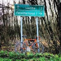 Photo taken at Felsőfarkasd by Nyitrai B. on 2/26/2014