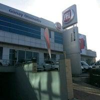 Photo taken at FIAT Günay otomotiv by 👑Fatih G. on 6/17/2016