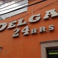 Photo taken at Los Delgado by Maritza M. on 7/2/2013