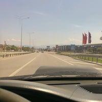 Photo taken at Bursa İnegöl Karayolu by Emre S. on 9/14/2016