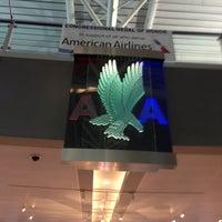 Photo taken at Terminal 8 by Nick W. on 5/3/2013