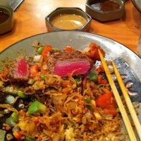 Photo taken at Benihana by Austin M. on 12/2/2012