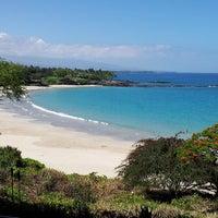 Das Foto wurde bei Mauna Kea Beach von Ron T. am 5/8/2013 aufgenommen