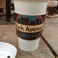 Photo taken at Park Avenue Coffee by Ryan P. on 6/13/2013