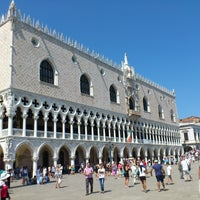 Photo taken at Doge's Palace by Wilson Luiz N. on 6/21/2013