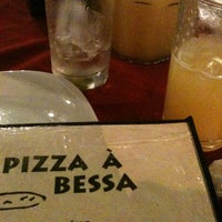 Photo taken at Pizza à Bessa by Consuelo M. on 4/6/2013