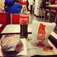 Photo taken at McDonald's (麦当劳) by Garry P. on 3/19/2013