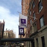 Foto tomada en NYU Rubin Residence Hall por Ronaldo M. el 4/14/2014