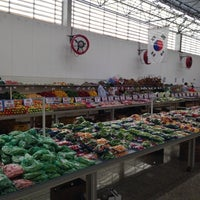 Photo taken at Hortifruti Imigrantes by Ronaldo M. on 4/10/2014