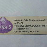 Photo taken at vivna's by Luis B. on 3/24/2013