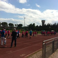 Photo taken at Campo Scuola Gotti by Denis R. on 5/18/2013