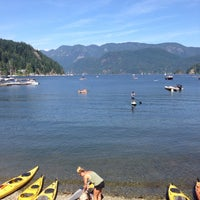 Photo taken at Deep Cove Outdoors by Benjamin F. on 8/9/2014