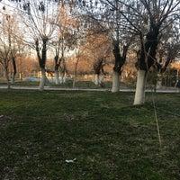 Photo taken at Atatürk Parkı by Eser W. on 3/5/2017